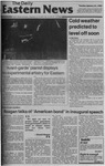 Daily Eastern News: January 22, 1985