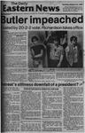 Daily Eastern News: January 24, 1985
