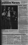 Daily Eastern News: January 29, 1985