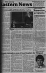 Daily Eastern News: January 30, 1985