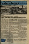 Daily Eastern News: July 18, 1985