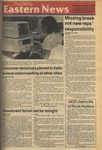 Daily Eastern News: October 03, 1985