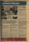 Daily Eastern News: January 07, 1986