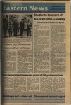 Daily Eastern News: January 09, 1986
