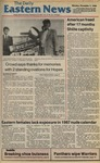 Daily Eastern News: November 03, 1986 by Eastern Illinois University