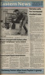 Daily Eastern News: November 04, 1986 by Eastern Illinois University