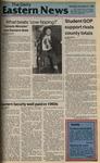 Daily Eastern News: November 06, 1986 by Eastern Illinois University
