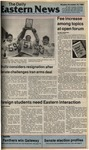 Daily Eastern News: November 10, 1986 by Eastern Illinois University