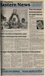 Daily Eastern News: November 10, 1986 by Eastern Illinois University