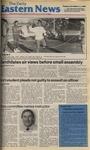 Daily Eastern News: November 11, 1986 by Eastern Illinois University