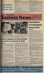 Daily Eastern News: November 14, 1986 by Eastern Illinois University