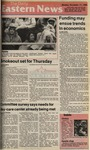 Daily Eastern News: November 17, 1986 by Eastern Illinois University