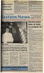 Daily Eastern News: November 18, 1986 by Eastern Illinois University