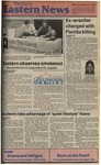 Daily Eastern News: November 21, 1986 by Eastern Illinois University