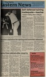 Daily Eastern News: November 24, 1986 by Eastern Illinois University