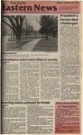 Daily Eastern News: November 25, 1986 by Eastern Illinois University