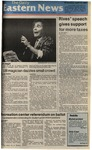 Daily Eastern News: April 15, 1987 by Eastern Illinois University