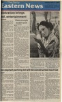 Daily Eastern News: April 27, 1987 by Eastern Illinois University