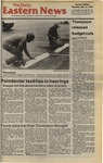Daily Eastern News: July 16, 1987