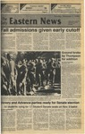 Daily Eastern News: November 01, 1988 by Eastern Illinois University