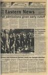 Daily Eastern News: November 01, 1988