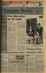 Daily Eastern News: November 10, 1988 by Eastern Illinois University