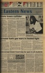Daily Eastern News: November 11, 1988 by Eastern Illinois University