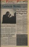 Daily Eastern News: November 29, 1988