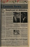 Daily Eastern News: October 06, 1988 by Eastern Illinois University
