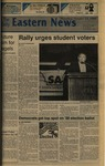 Daily Eastern News: October 13, 1988 by Eastern Illinois University