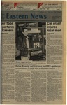 Daily Eastern News: October 20, 1988 by Eastern Illinois University