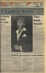 Daily Eastern News: October 26, 1988 by Eastern Illinois University