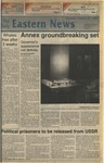 Daily Eastern News: October 27, 1988