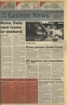 Daily Eastern News: October 28, 1988 by Eastern Illinois University