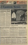 Daily Eastern News: October 31, 1988 by Eastern Illinois University