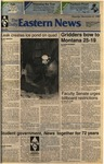 Daily Eastern News: December 04, 1989 by Eastern Illinois University