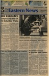 Daily Eastern News: December 07, 1989 by Eastern Illinois University