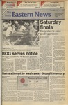 Daily Eastern News: June 13, 1989 by Eastern Illinois University