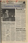 Daily Eastern News: June 15, 1989