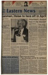 Daily Eastern News: March 01, 1989 by Eastern Illinois University