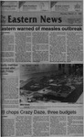 Daily Eastern News: March 13, 1989