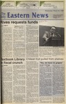 Daily Eastern News: March 15, 1989