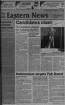 Daily Eastern News: March 29, 1989