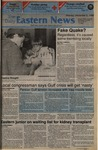 Daily Eastern News: December 03, 1990 by Eastern Illinois University
