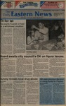 Daily Eastern News: December 05, 1990 by Eastern Illinois University