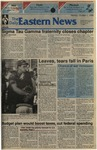 Daily Eastern News: October 01, 1990 by Eastern Illinois University
