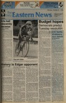 Daily Eastern News: October 08, 1990 by Eastern Illinois University