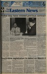 Daily Eastern News: October 24, 1990 by Eastern Illinois University