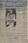 Daily Eastern News: October 31, 1990 by Eastern Illinois University