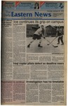 Daily Eastern News: January 08, 1991